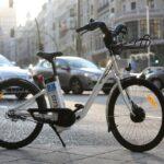 Cesta BiciMad radio corto (bicicletas Madrid)